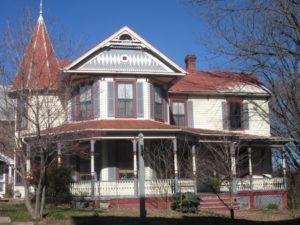 The Victorian B&B on Main Street