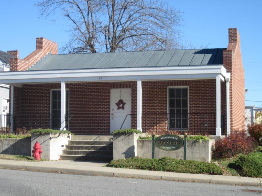 Stanardsville Town Hall