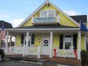 Greene County Visitor Center